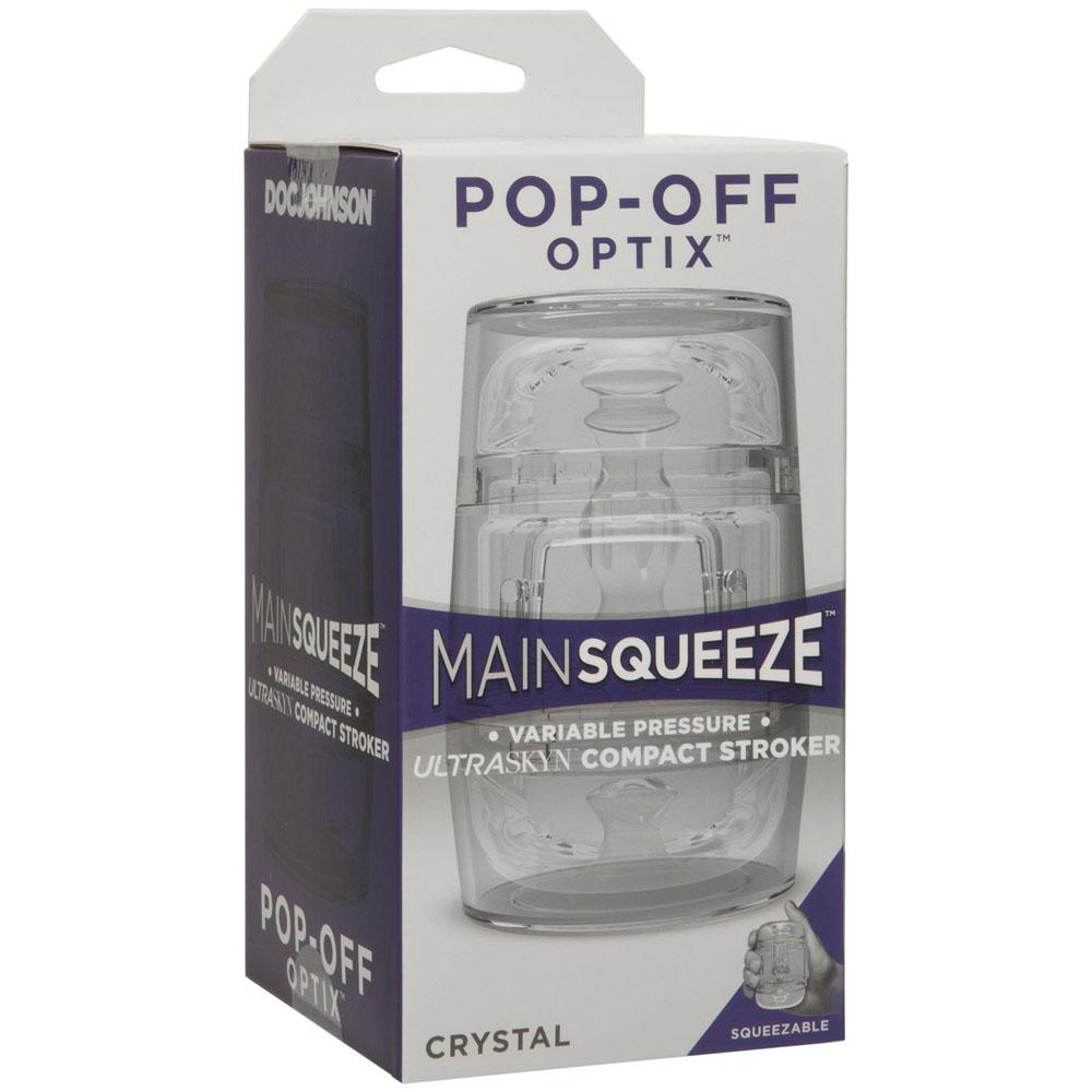 Main Squeeze - Pop-Off - Optix - Crystal