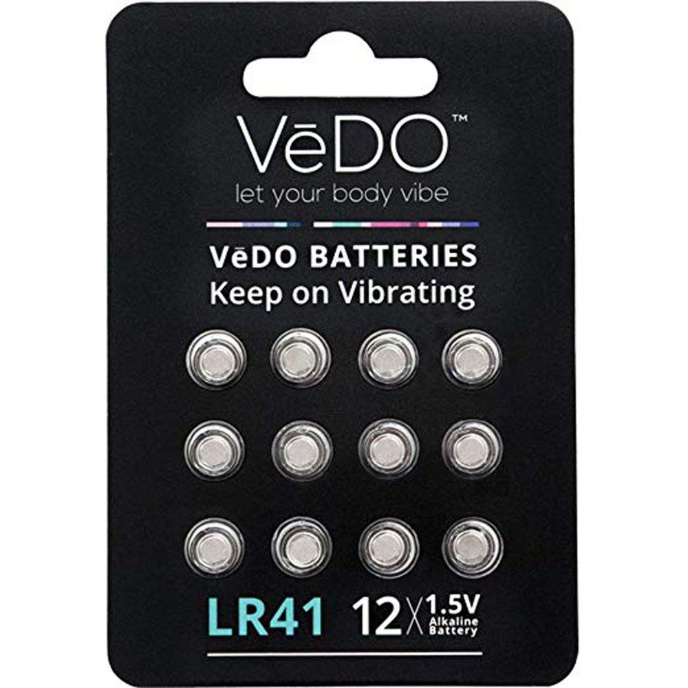 LR41 Batteries 12 Pack