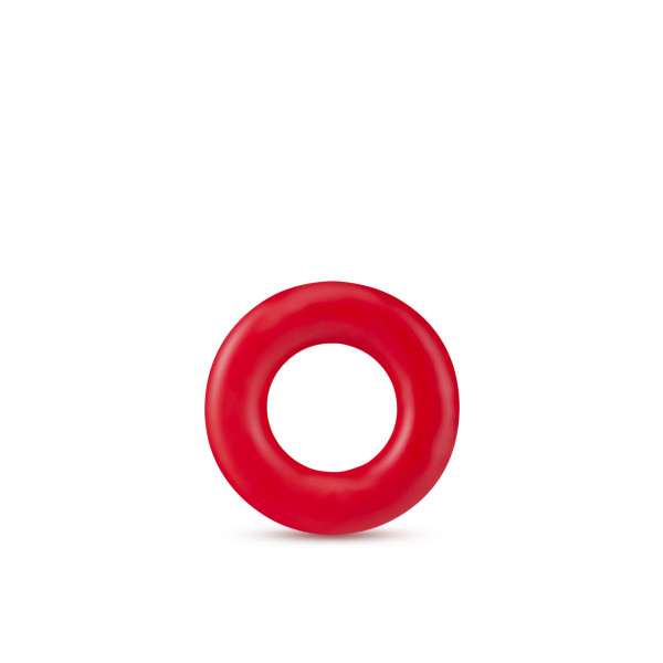 Stay Hard - Donut Rings - Red