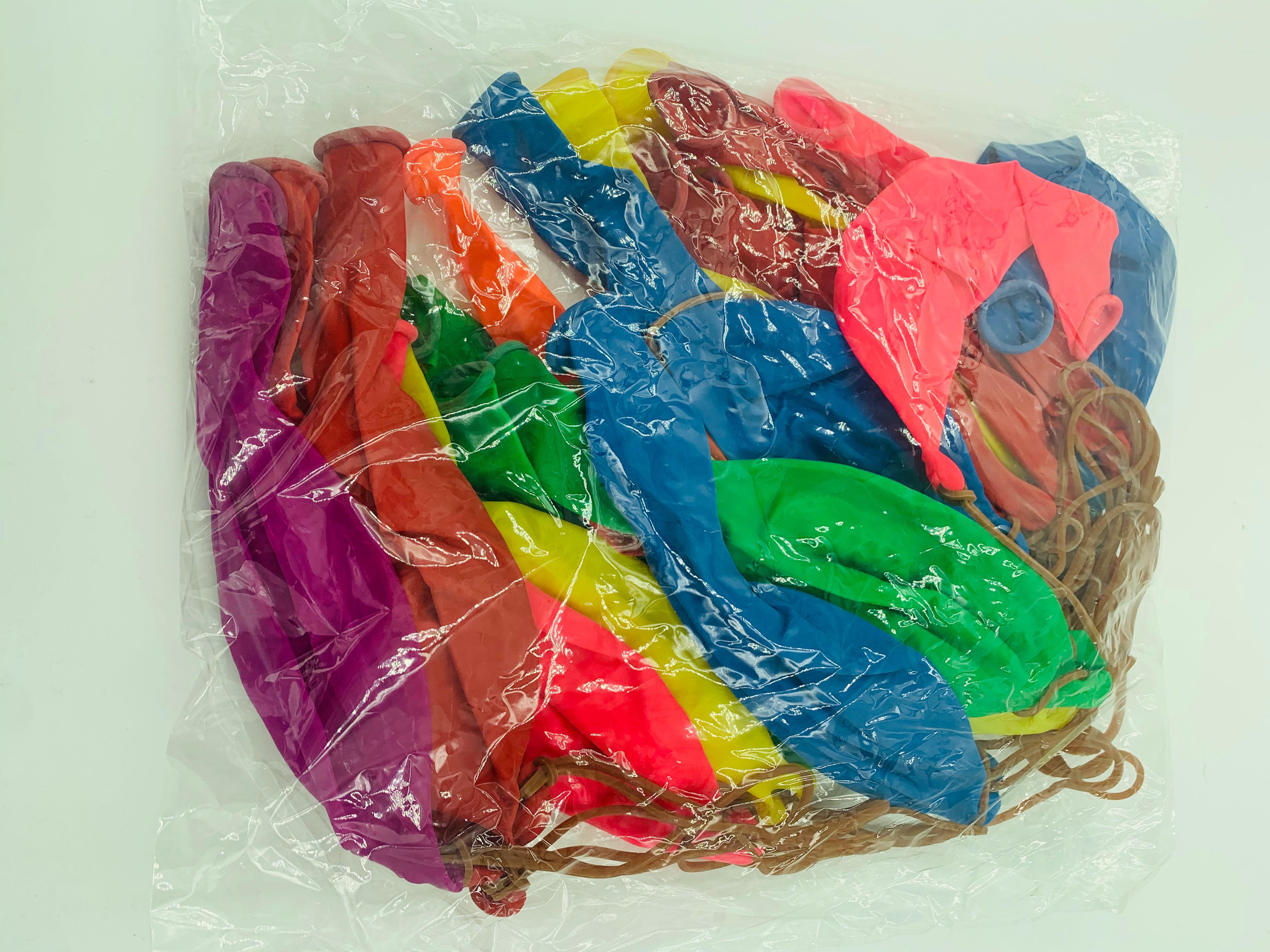 Punch Balloons - 20 Piece Bulk Bag