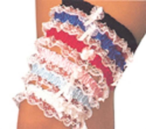 Lace Leg Garter - Each